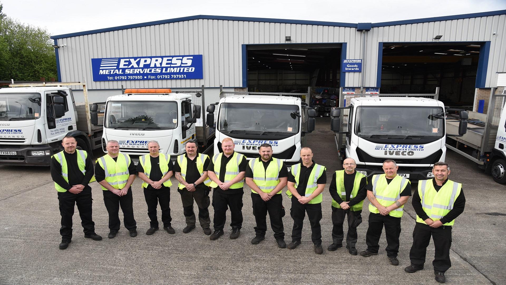 Meet The Team | Express Metals